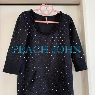 ピーチジョン(PEACH JOHN)の【PEACH JOHN】起毛⭐︎チュニック ワンピース(チュニック)
