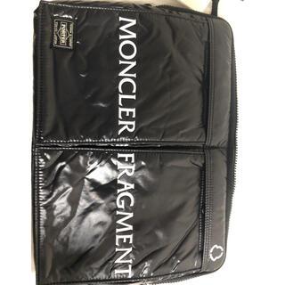 MONCLER - 【限定コラボ】moncler fragment porter 藤原ヒロシ