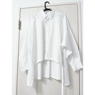サカイ(sacai)のウジョー ドローコードシャツ(シャツ/ブラウス(長袖/七分))