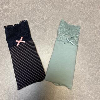 ジーユー(GU)のGU woman ローライズショーツ 2枚 Lサイズ 新品未使用(ショーツ)