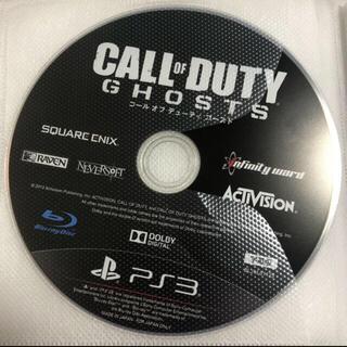 プレイステーション3(PlayStation3)のコールオブデューティ ゴースト(家庭用ゲームソフト)