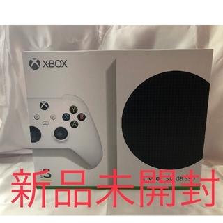 エックスボックス(Xbox)の【新品/未開封】【保証有】【送料無料】Xbox Series S    (家庭用ゲーム機本体)