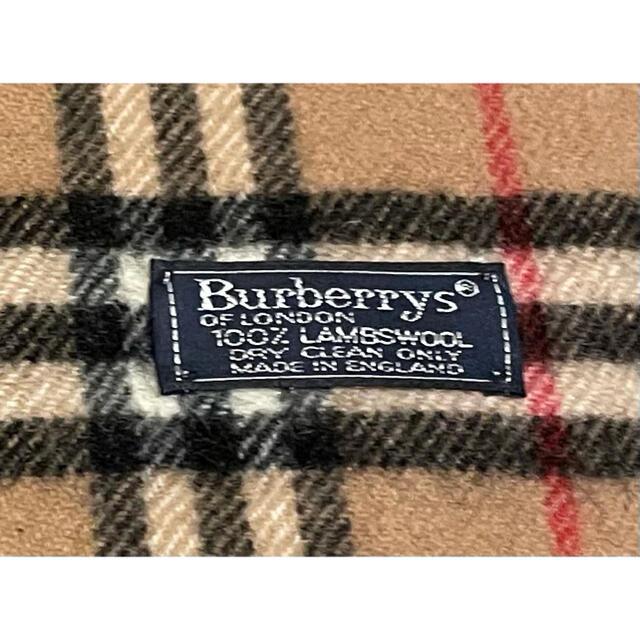 BURBERRY(バーバリー)のBURBERRY(バーバリー)マフラー ベージュ メンズのファッション小物(マフラー)の商品写真