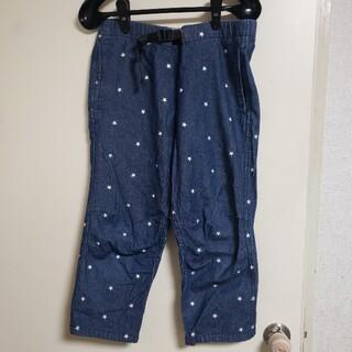 ランドリー(LAUNDRY)のLaundry 星 刺繍 パンツ(ワークパンツ/カーゴパンツ)