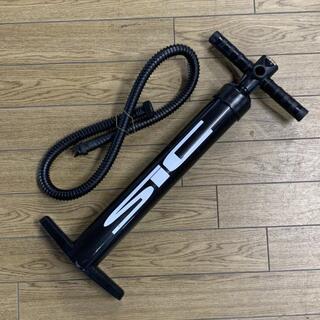 SIC MAUI SUP【SUP AIR Pump】黒黄 正規品 サップ ポンプ(サーフィン)