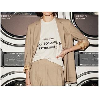 L'Appartement DEUXIEME CLASSE - アパルトモン  L'Appartement 【BILLY/ビリー】T-shシャツ