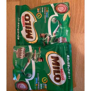 Nestle - ミロ オリジナル 240g×2袋