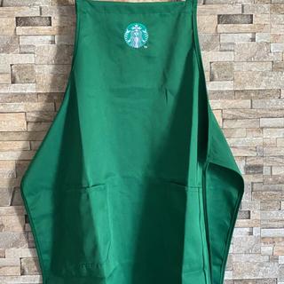 スターバックスコーヒー(Starbucks Coffee)の日曜日セール スターバックス中国 グリーンエプロン 非売品 1点のみ(その他)