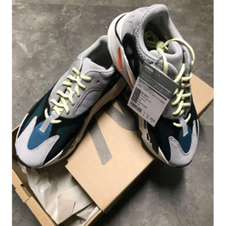 27cm Adidas Yeezy Boost 700 Wave Runner(スニーカー)
