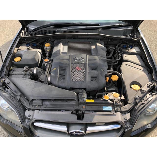 スバル(スバル)の車検あり!平成16年式 スバル レガシィ 2.0GT カスタム多数! 自動車/バイクの自動車(車体)の商品写真