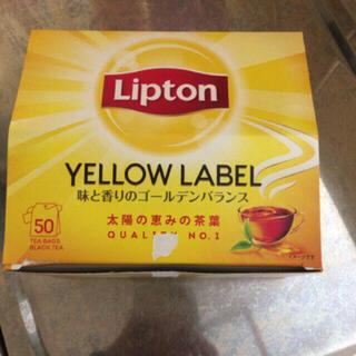 リプトン イエローラベル 50袋(茶)