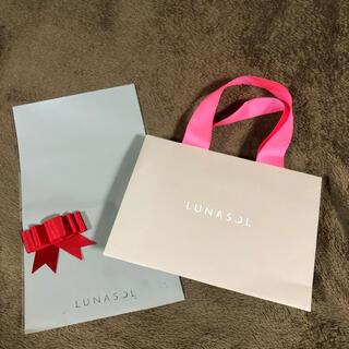ルナソル(LUNASOL)のLUNASOL ショッパー(ショップ袋)