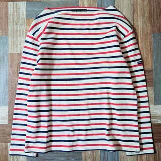 セントジェームス(SAINT JAMES)の90's Vintage SAINT JAMES フランス製 バスクシャツ(Tシャツ(長袖/七分))