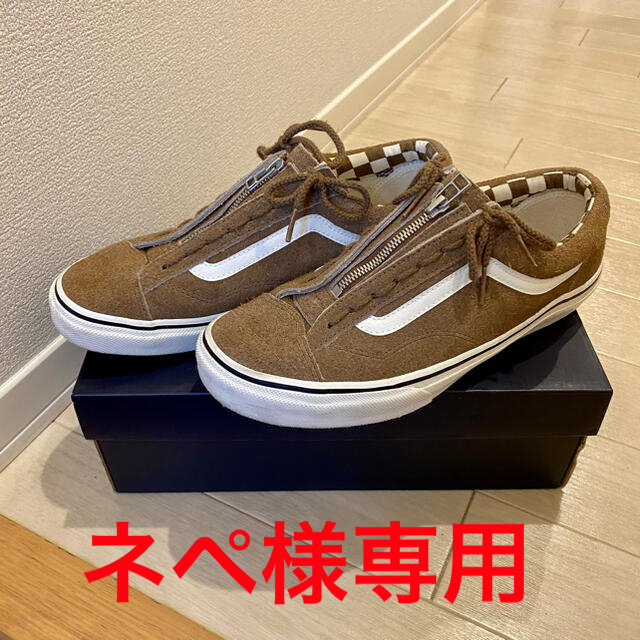 nonnative(ノンネイティブ)のVans × nonnative OLD SKOOL BEIGE 27㎝ メンズの靴/シューズ(スニーカー)の商品写真