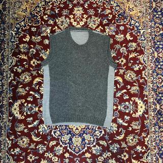 マルタンマルジェラ(Maison Martin Margiela)の90〜00s ARCHIVE swiching vest by DEANNA(ベスト)