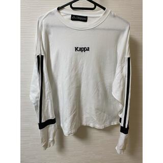 カッパ(Kappa)のKappa×FREAK'S STORE オーバーサイズカットソー(Tシャツ/カットソー(七分/長袖))
