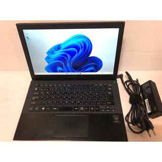 バイオ(VAIO)のVAIO mk2 VJP111B01N Core i3 128GB office(ノートPC)