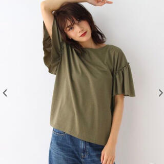 オゾック(OZOC)のプルオーバー(Tシャツ(半袖/袖なし))
