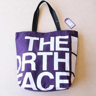 THE NORTH FACE - 新品 ノースフェイスパープルレーベル Logo Tote