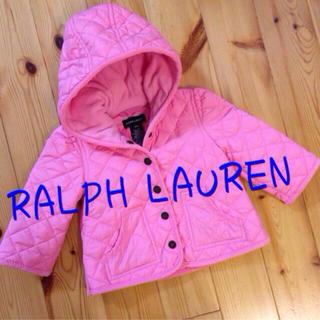 ラルフローレン(Ralph Lauren)の美品♡ラルフローレン・キッズコート(その他)