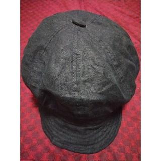 ニューヨークハット(NEW YORK HAT)のニューヨークハット キャスケット ブラック(キャスケット)