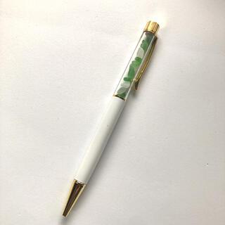 シーグラス ボールペン ホワイト(その他)