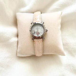 アレッサンドラオーラ(ALESSANdRA OLLA)のアレッサンドラオーラ 腕時計 ピンク レディース(腕時計)
