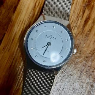 SKAGEN - スカーゲン SKAGEN シルバー腕時計