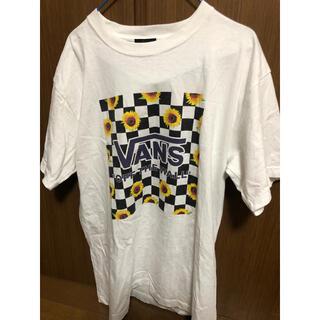 ヴァンズ(VANS)のTシャツ(シャツ)