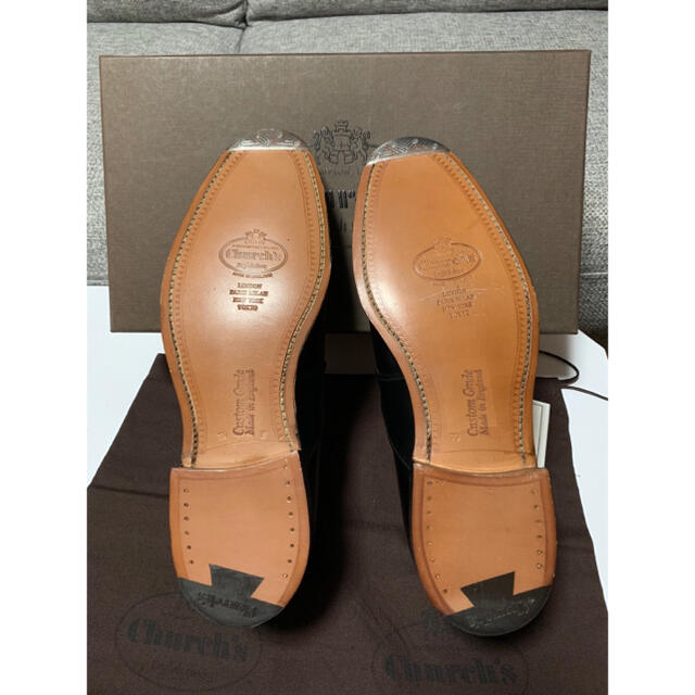 Church's(チャーチ)の【新品】Church's チャーチ Westbury モンク UK7 26cm メンズの靴/シューズ(ドレス/ビジネス)の商品写真