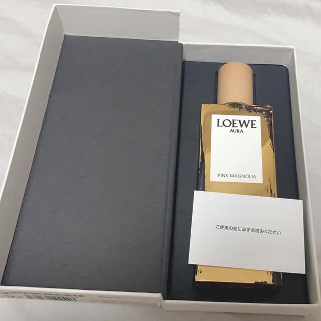 LOEWE(ロエベ)のLOEWE 香水 AURA ピンクマグノリア オードゥパルファン コスメ/美容の香水(香水(女性用))の商品写真