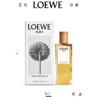 LOEWE - LOEWE 香水 AURA ピンクマグノリア オードゥパルファン