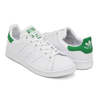 アディダス(adidas)のちびっこ様専用!アディダス!スミススミス人気のグリーンカラー(スニーカー)