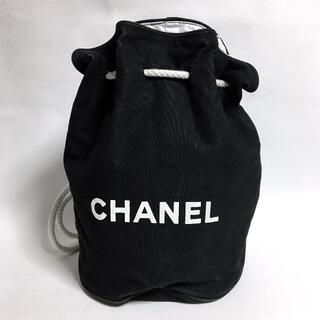 CHANEL - CHANEL シャネル ノベルティ 巾着 リュック