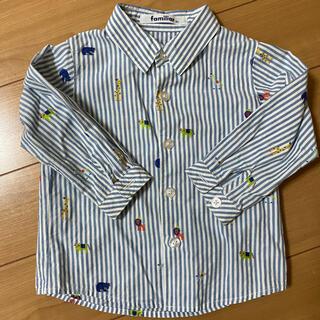 familiar - ファミリア familiar シャツ