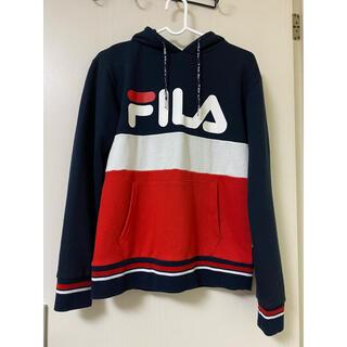 FILA - イーストボーイとFILAのコラボパーカー★9号(Mサイズ)