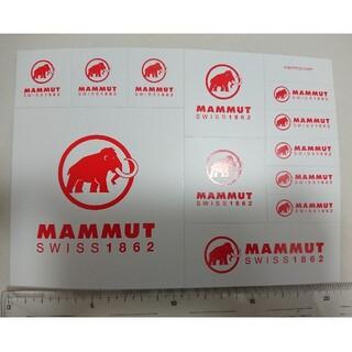 マムート(Mammut)のMAMMUT 純正ステッカー 2020バージョン(その他)