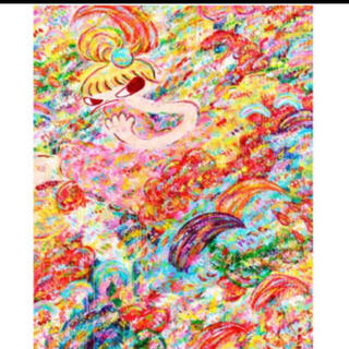 ロッカクアヤコ 魔法の手 1000枚限定 展覧会 ポスター (その他)
