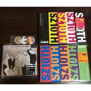 セクシー ゾーン(Sexy Zone)のSexyZone アルバム SZ10TH 三形態セット(ポップス/ロック(邦楽))