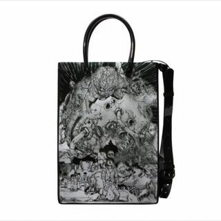 アキラプロダクツ(AKIRA PRODUCTS)のAKIRA ART OF WALL x nana-nana OPAQUE A4(ショルダーバッグ)