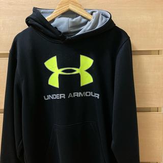 UNDER ARMOUR - 【冬物セット割】アンダーアーマー UNDER ARMOUR パーカー XLサイズ