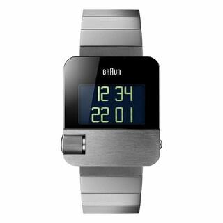 ブラウン(BRAUN)の新品未使用Braunデジタル腕時計ブラウンBN0106SLBTG(腕時計(デジタル))