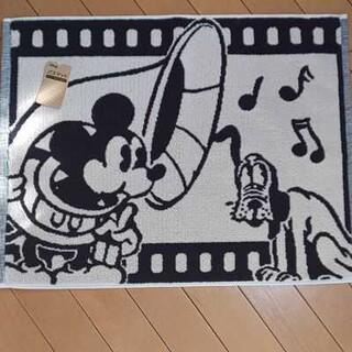 ミッキーマウス - 新品 Disneyミッキーマウスバスマット ラグ