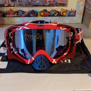 オークリー(Oakley)のオークリー CROWBAR MXゴーグル Troy Lee Designs(ウエア)