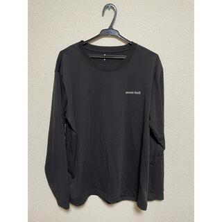 モンベル(mont bell)のモンベル ウィックロン ロングTシャツ メンズMサイズ(Tシャツ/カットソー(七分/長袖))