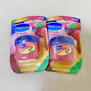 ヴァセリン(Vaseline)のvaseina リップバーム 7g ×2(リップケア/リップクリーム)