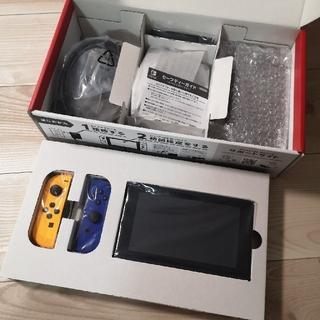 ニンテンドースイッチ(Nintendo Switch)のNintendo Switch 本体 新品 コントローラーカスタム(家庭用ゲーム機本体)