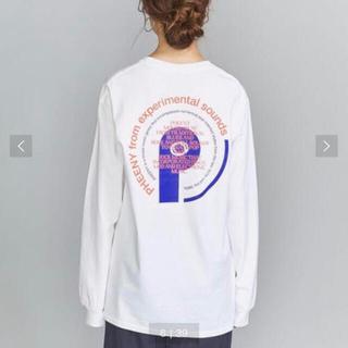 フィーニー(PHEENY)のPHEENY Tシャツ(シャツ/ブラウス(長袖/七分))