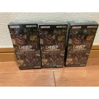 ユウギオウ(遊戯王)の遊戯王 プリズマティックアートコレクション 3box シュリンク付き 送料無料(Box/デッキ/パック)