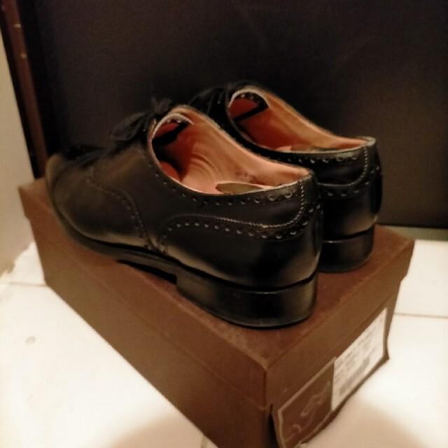 Church's(チャーチ)のチャーチ Diplomat 173 Oxford Brogue Black メンズの靴/シューズ(ドレス/ビジネス)の商品写真